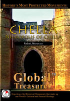 Global Treasures  CHELLAH Rabat, Morocco | Movies and Videos | Action