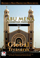 Global Treasures  ABU MENA A Christian Monument Egypt | Movies and Videos | Action