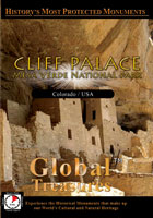 Global Treasures  CLIFF PALACE Mesa Verde National Park Colorado | Movies and Videos | Action