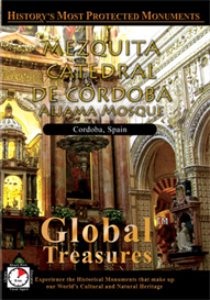 Global Treasures  MEZQUITA-CATEDRAL DE CORDOBA Aljama Mosque Crdoba, Spain | Movies and Videos | Action