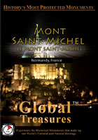 Global Treasures  MONT SAINT MICHEL Le Mont Saint Michel Normandy, France | Movies and Videos | Action