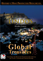 Global Treasures  LINDOS Rhodes, Greece | Movies and Videos | Action