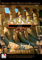 Global Treasures  KARNAK Egypt | Movies and Videos | Action