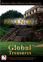 Global Treasures  PALENQUE Chiapas, Mexico | Movies and Videos | Action