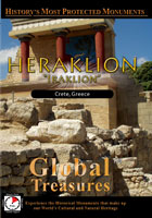 global treasures  heraklion iraklion crete, greece