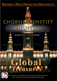 Global Treasures  CHORHERRENSTIFT NEUSTIFT 12th Century Augustine Monestary South Tyrol, Switzerland | Movies and Videos | Action