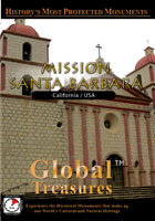 Global Treasures  MISSION SANTA BARBARA California | Movies and Videos | Action