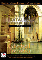 Global Treasures  MONASTERY OF BATALHA Mosterio De Batalha Portugal | Movies and Videos | Action