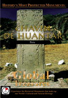 Global Treasures  CHAVIN DE HUANTAR Peru | Movies and Videos | Action