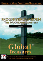 Global Treasures  SKOGSKYSKOGARDEN The Woodland Cemetery, Sweden | Movies and Videos | Action