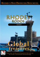 Global Treasures  RHODES Rodos, Greece | Movies and Videos | Action