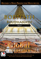 global treasures  bodnath boudhanath, nepal