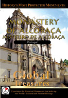 Global Treasures  MONASTERY OF ALCOBACA Mosteiro De Alcobaca Portugal | Movies and Videos | Action