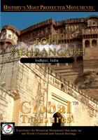 Global Treasures  FORT MEHRANGARH Jodhpur, India | Movies and Videos | Action