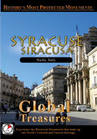 Global Treasures  SYRACUSE Siracusa Sicily, Italy | Movies and Videos | Action