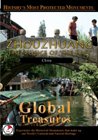 Global Treasures  ZHOUZHUANG The Venice of the East China | Movies and Videos | Action