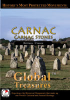 Global Treasures  CARNAC Carnac Stones Brittany, France | Movies and Videos | Action