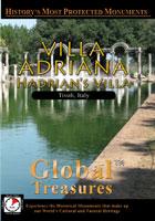 Global Treasures  VILLA ADRIANA Tivoli, Italy | Movies and Videos | Action