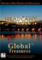 Global Treasures  HRADCANY Prague Castle Hill Prague, Czech Republic | Movies and Videos | Action