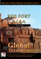 Global Treasures  RED FORT AGRA India | Movies and Videos | Action