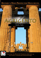 global treasures  agrigento sicily, italy