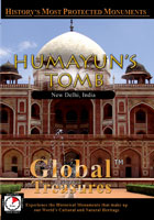 Global Treasures  HUMAYUN'S TOMB New Delhi, India | Movies and Videos | Action
