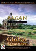 Global Treasures  BAGAN Burma Myanmar | Movies and Videos | Action