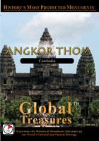 Global Treasures  ANGKOR THOM Cambodia | Movies and Videos | Action