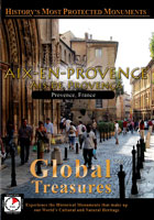Global Treasures  AIX-EN-PROVENCE Ais De Provenca Provence, France | Movies and Videos | Action