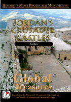 Global Treasures  JORDAN'S CRUSADER CASTLES Jordan | Movies and Videos | Action
