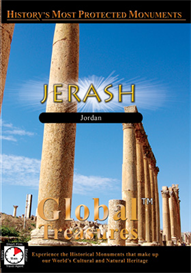 Global Treasures  JERASH Jordan | Movies and Videos | Action