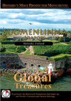 Global Treasures  SUOMENLINNA Helsinki, Finland | Movies and Videos | Action