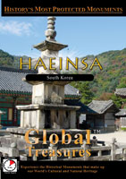 Global Treasures  HAEINSA South Korea | Movies and Videos | Action