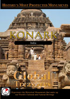Global Treasures  KONARK India | Movies and Videos | Action