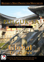 Global Treasures  PULGUK-SA South Korea | Movies and Videos | Action