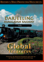 Global Treasures  DARJEELING HIMALAYAN RAILWAY India | Movies and Videos | Action