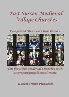 East Sussex Medieval Towns and Villages Churches | Movies and Videos | Action