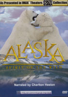 IMAX  Alaska Spirit of the Wild - Blu-ray | Movies and Videos | Action
