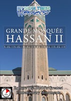 Modern Times Wonders  GRANDE MOSQUE HASSAN II Casablanca, Morocco | Movies and Videos | Action