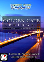 Modern Times Wonders  GOLDEN GATE BRIDGE San Francisco, California USA | Movies and Videos | Action