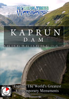 Modern Times Wonders  KAPRUN DAM Salzburg, Austria | Movies and Videos | Action
