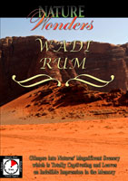 nature wonders  wadi rum jordan