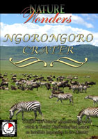 Nature Wonders  NGORONGORO CRATER Tanzania | Movies and Videos | Action