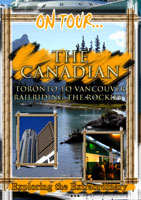 On Tour...  THE CANADIAN Toronto To Vancouver Railriding The Rockies ! | Movies and Videos | Action