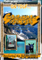 on tour...  canadian rockies highway across paradise