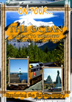 on tour...  the ocean halifax to toronto on canada's famous train