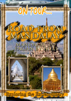 On Tour...  ROAD FROM MANDALAY Mandalay To Pagan By Boat | Movies and Videos | Action
