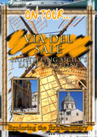 On Tour...  VIA DEL SALE Sightseeing Sicily's Salty Coastline | Movies and Videos | Action