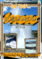 on tour...  icelandia around iceland by car