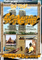 On Tour... THE ROYAL RIVER CRUISE Boat Journey From Bangkok To Ayutthaya | Movies and Videos | Action